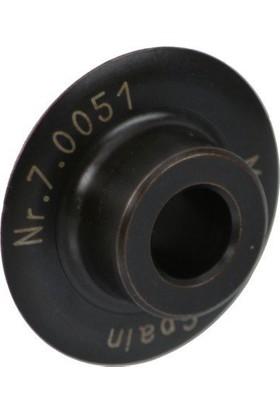 Rothenberger Çelik Boru Makası Yedek Elmas 3 Lü Paket