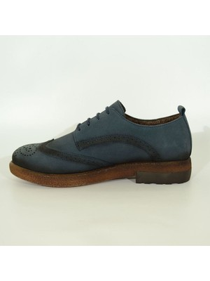 Mammamia 420 Kadın Deri Ayakkabı