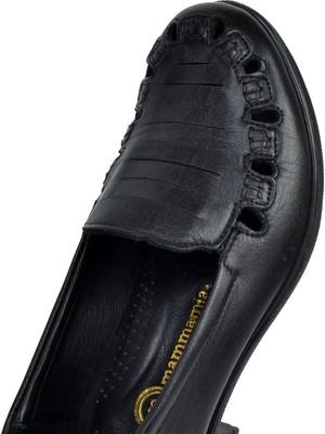 Mammamia 270 Kadın Deri Ayakkabı