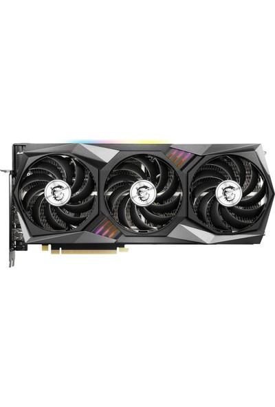 MSI GeForce RTX 3070 Gaming X Trio 8GB GDDR6 256Bit DX(12) PCI-Express 4.0 Ekran Kartı (GeForce RTX 3070 GAMING X TRIO)