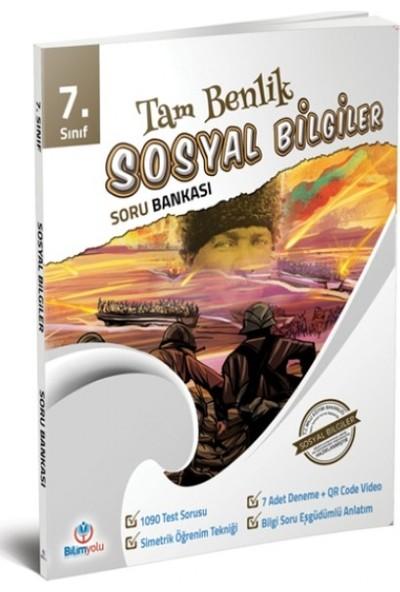 Bilimyolu Yayınları Tam Benlik Sosyal Bilgiler 7. Sınıf