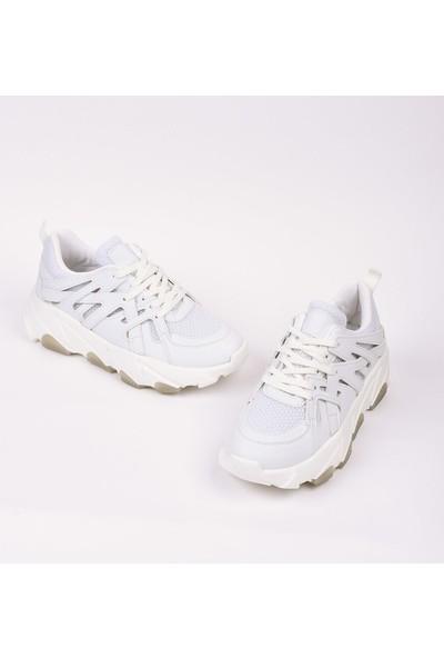 Jabotter Kofi Beyaz Spor Ayakkabı