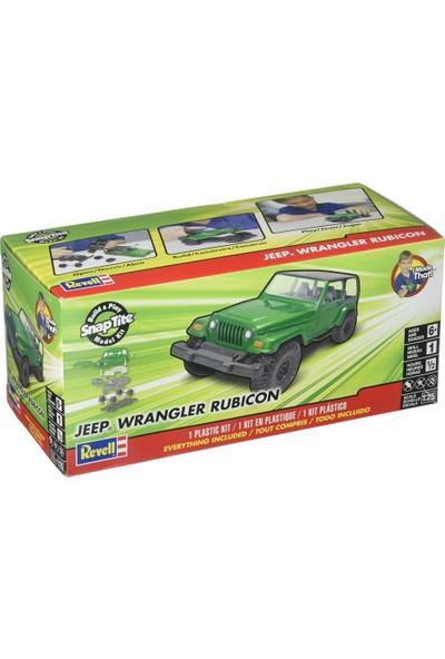 Revell Maket Jeep Wrangler Rubicon VSA11695
