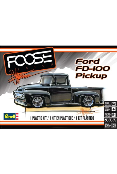 Revell Maket Foose Ford FD-100 Pickup VSA14426