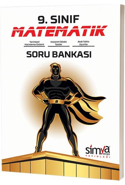 Simya Yayınları 9. Sınıf Matematik Soru Bankası Kitabı