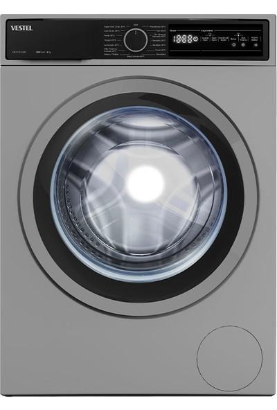 Vestel CMI 87102 G WIFI 8 Kg 1000 Devir Gri Çamaşır Makinesi