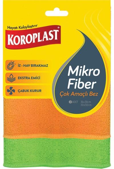 Koroplast Mikrofiber Çok Amaçlı Bez