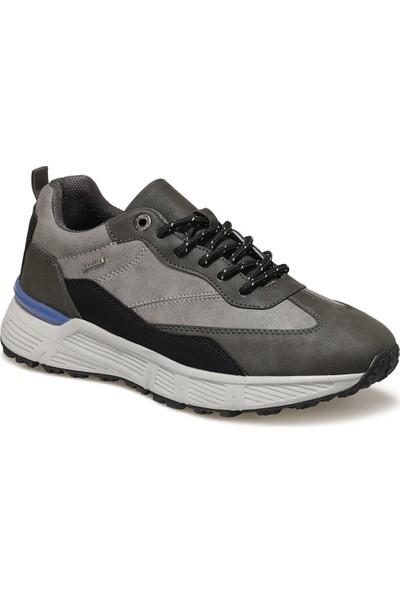 Kinetix Megan M Siyah Erkek Sneaker Ayakkabı