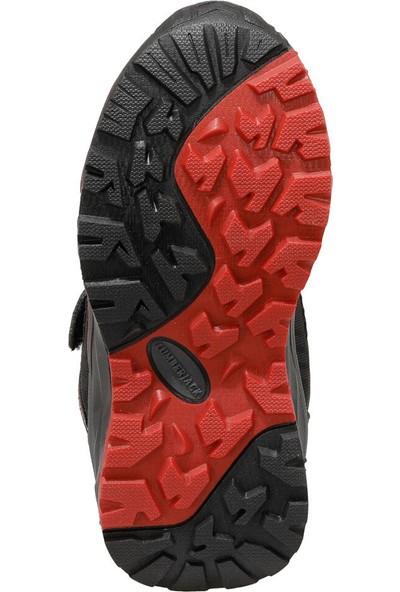 Lumberjack Blanka Siyah Erkek Çocuk Yürüyüş Ayakkabısı