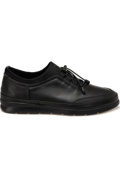 Flogart 4358 Siyah Erkek Ayakkabı