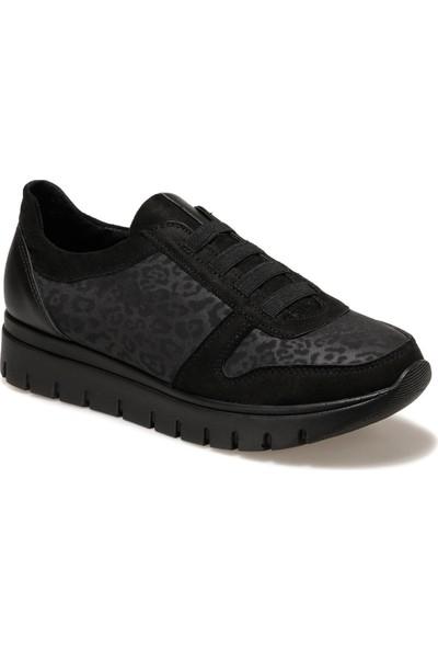 Travel Soft TRV1728S Siyah Kadın Comfort Ayakkabı