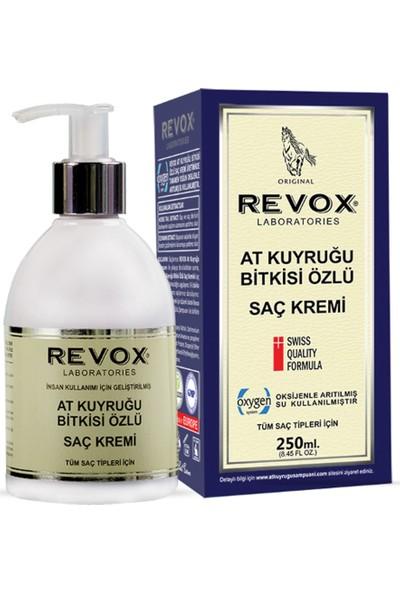 Revox At Kuyruğu Bitki Özlü Özel Saç Bakım Kremi 250 ml 869742964106
