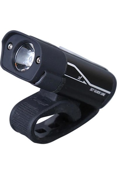 Pozitif 500LM Ön Işık USB Sajlı