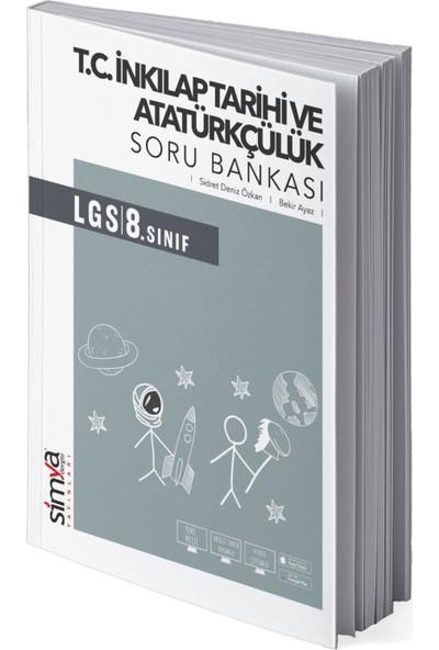 Simya Yayınları 8. Sınıf T.C. İnkılap Tarihi Soru Bankası Kitabı