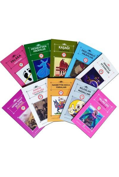 Çocuklar İçin Türk Klasikleri Seti 2 (10 Kitap) 9-12 Yaş