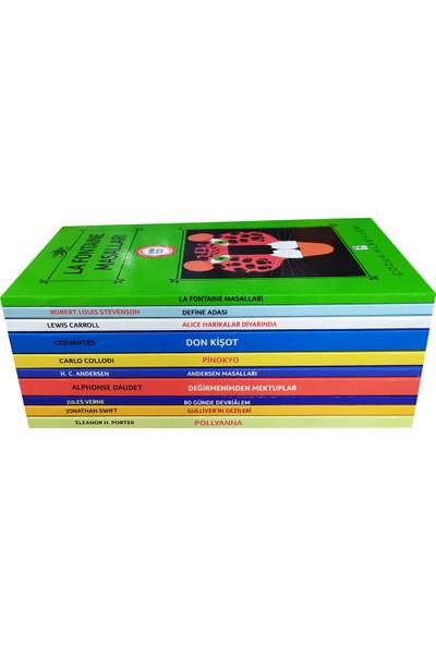 Çocuklar İçin Dünya Klasikleri Seti 2 (10 Kitap) 9-12 Yaş