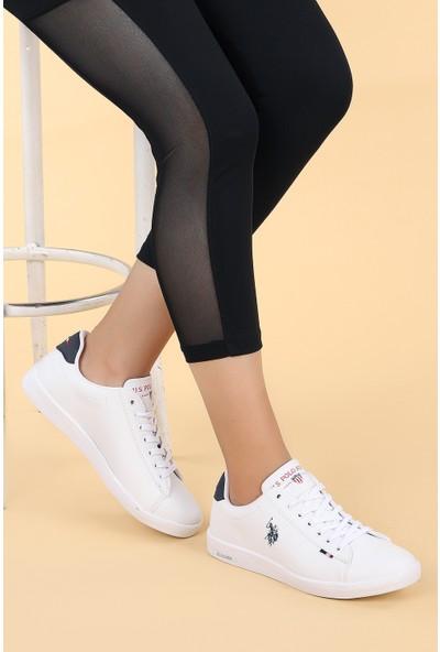 U.S. Polo Assn. Franco DHM Günlük Kadın Spor Ayakkabı