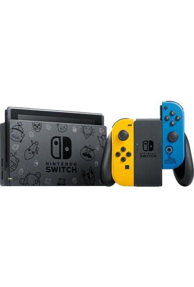 Nintendo Switch Fortnite Wildcat Konsol - Yeni V2 Model