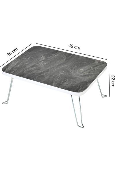 Lovera Katlanır Mini Laptop Masası