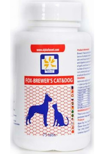 Alpha Fox Brewers Tablet
