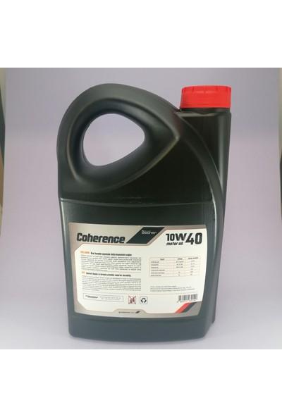 Gross Becher 10W/40 4 lt Motor Yağı