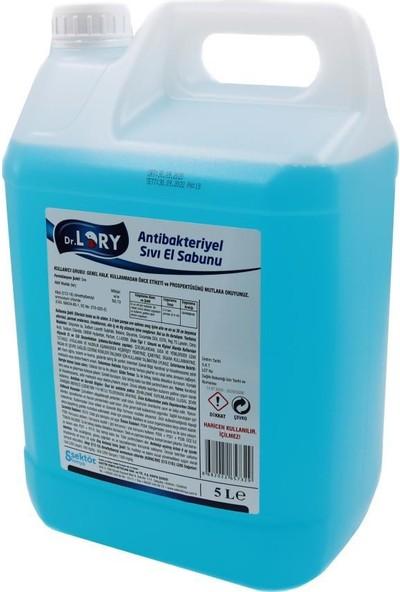 Dr. Lory Antibakteriyel Sıvı El Sabunu 5 lt