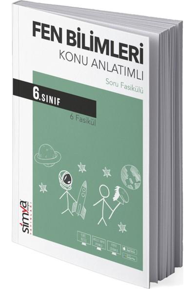 Simya Yayınları 6. Sınıf Fen Bilimleri Konu Anlatımlı Soru Fasikülü