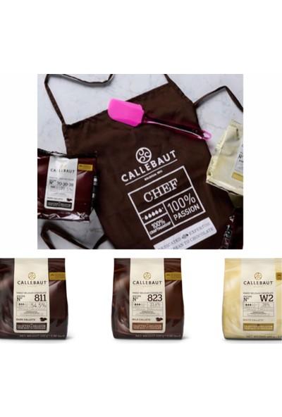 Callebaut Çikolata Paketi 3'lü