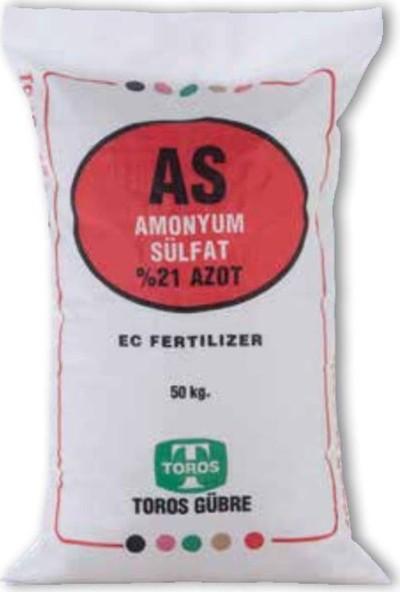 Toros Amonyum Sülfat Şeker Gübre 20 kg Çim Gübresi Toros Gübre