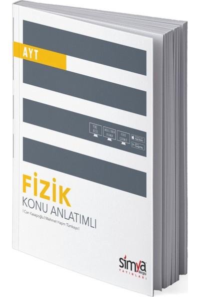 Simya Yayınları Fizik AYT Konu Anlatımlı Kitabı