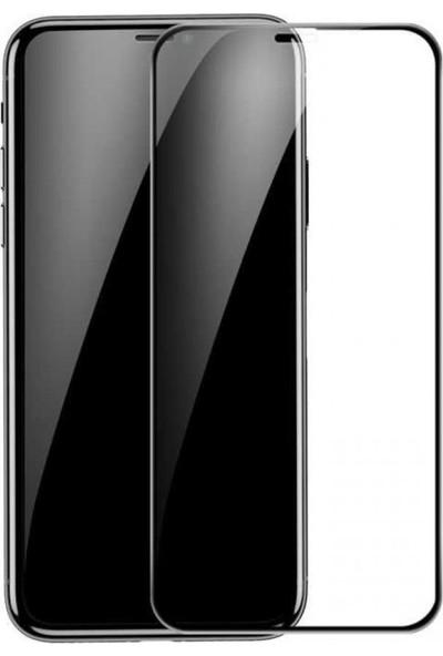 Benks iPhone 11 / Xr 0.3mm Vpro Full Curved Ekran Koruyucu Siyah