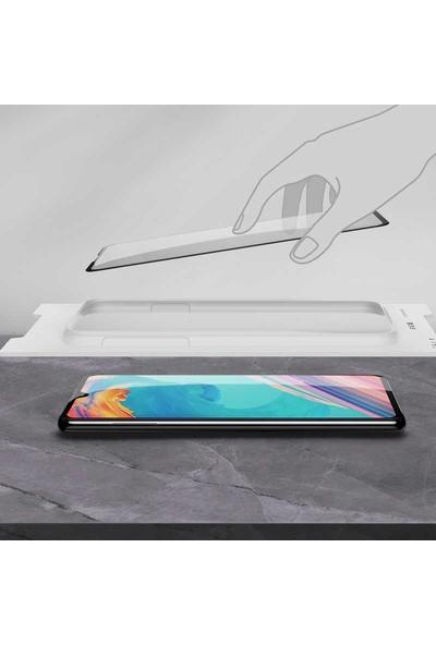 Benks Huawei P30 0.3mm V Pro Screen Protector Kavisli Ekran Koruyucu