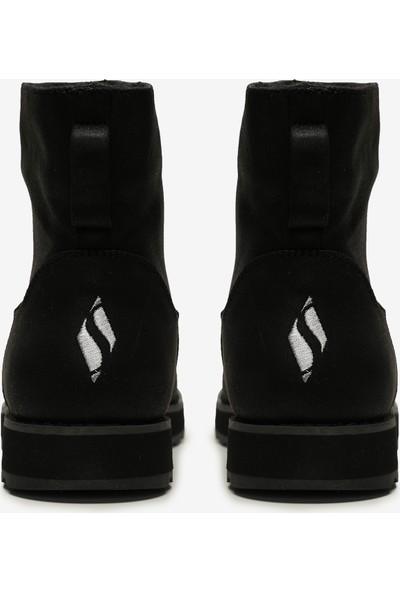 Skechers Keepsakes 2.0 Kadın Siyah Bot 44617 Blk