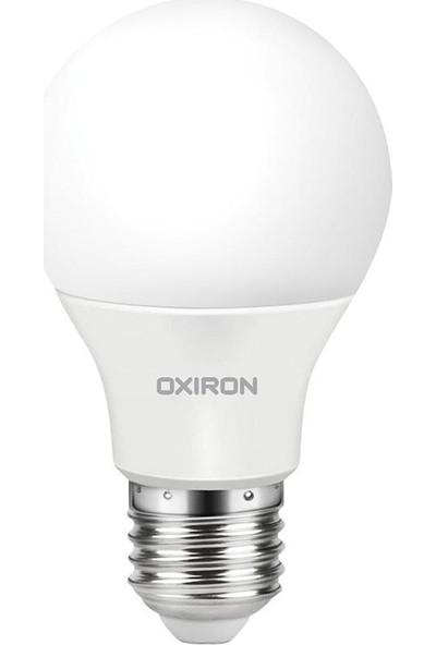 Oxıron LED Ampul 9W 806LM 3000K E27 10'lu Sarı