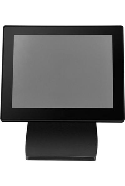 """Inter P080VG 8"""" LCD Monitor Diyagonal Tft INTRPSP080VG - Siyah"""