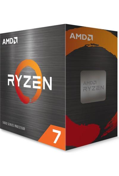 AMD Ryzen 7 5800X 3.8GHz 36MB Cache Soket AM4 İşlemci