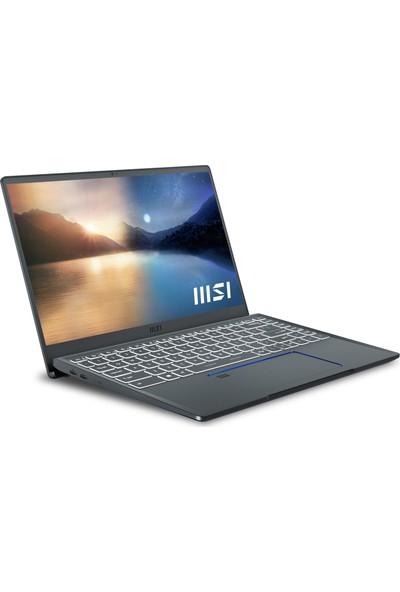 """MSI Prestige 14 Evo A11M-057TR Intel Core i7 1185G7 16GB 512GB SSD Windows 10 Home 14"""" FHD Taşınabilir Bilgisayar"""