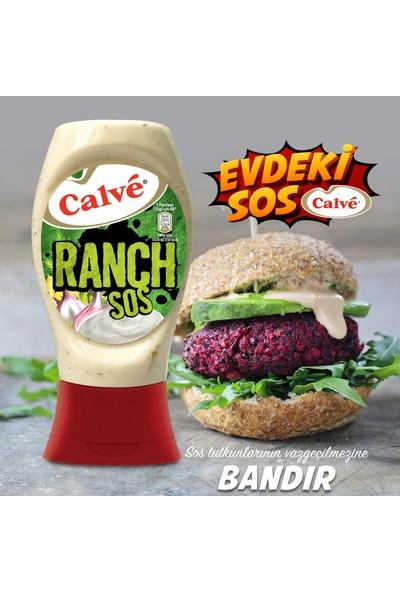 Calve Ranch Sos 245 g