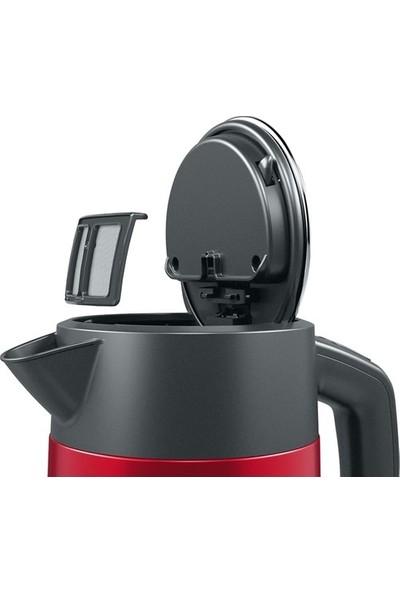 Bosch TWK4P434 1700 ml Paslanmaz Çelik Su Isıtıcı Kettle