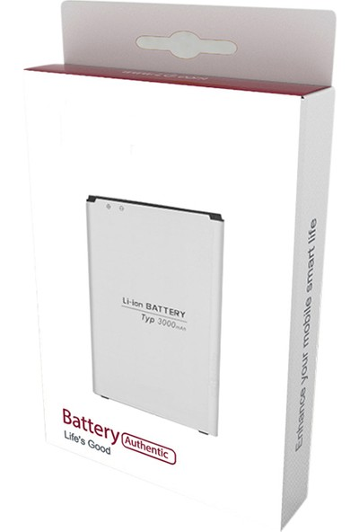 Lg G3 - BL53-YH Uyumlu Batarya Pil ( 3000 Mah)