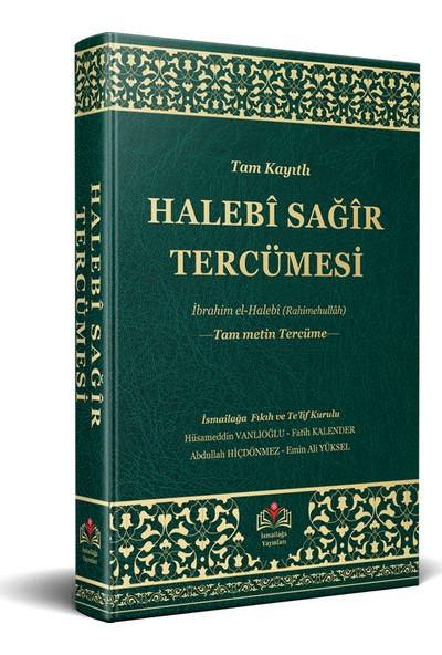 Tam Kayıtlı Halebi Sağir Tercümesi - Şamua