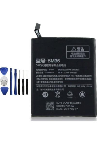 Route Xiaomi Mi 5s BM36 Batarya Pil + Tamir Seti