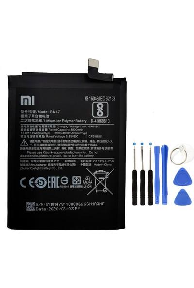 Route Xiaomi Redmi 6 Pro / A2 Lite BN47 Batarya Pil + Tamir Seti