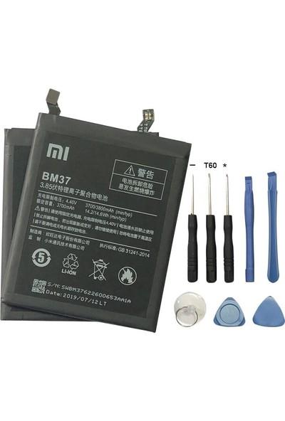 Route Xiaomi Mi 5s Plus BM37 Batarya Pil + Tamir Seti