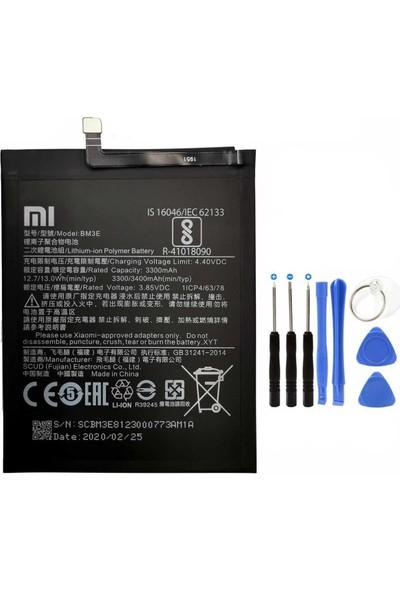 Route Xiaomi Mi 8 BM3E Batarya Pil + Tamir Seti