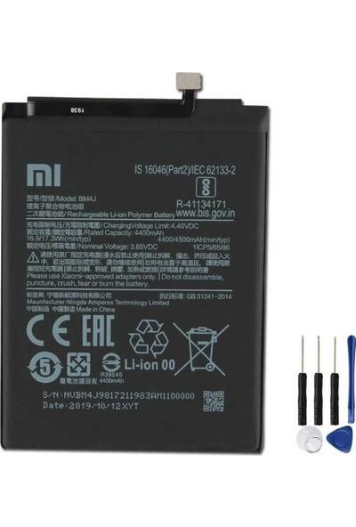 Route Xiaomi Note 8 Pro BM4J Batarya Pil + Tamir Seti