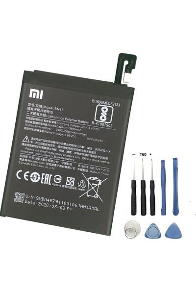 Route Xiaomi Redmi Note 5 - Note 5 Pro BN45 Batarya Pil + Tamir Seti