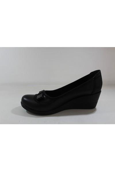 Mavişim 421 Kadın Dolgu Topuk Ayakkabı