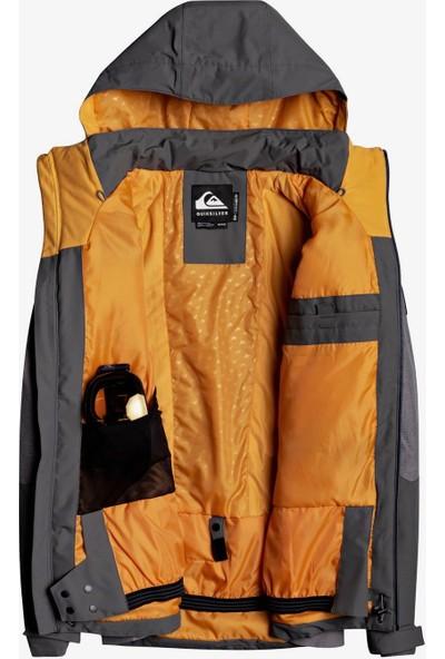 Quiksilver Mıssıon Plus Jk M Snjt Snowboard Ceketi