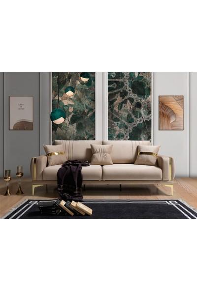 Beyaz Home Collection Anka Kanepe